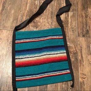 NEW Serape Cross Body Bag
